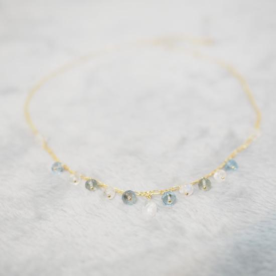 Sazanami-White-Labradorite-Aquamarine-Necklace