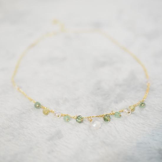Shirakaba-White-Labradorite-Light-Green-Naturalstone-Necklace