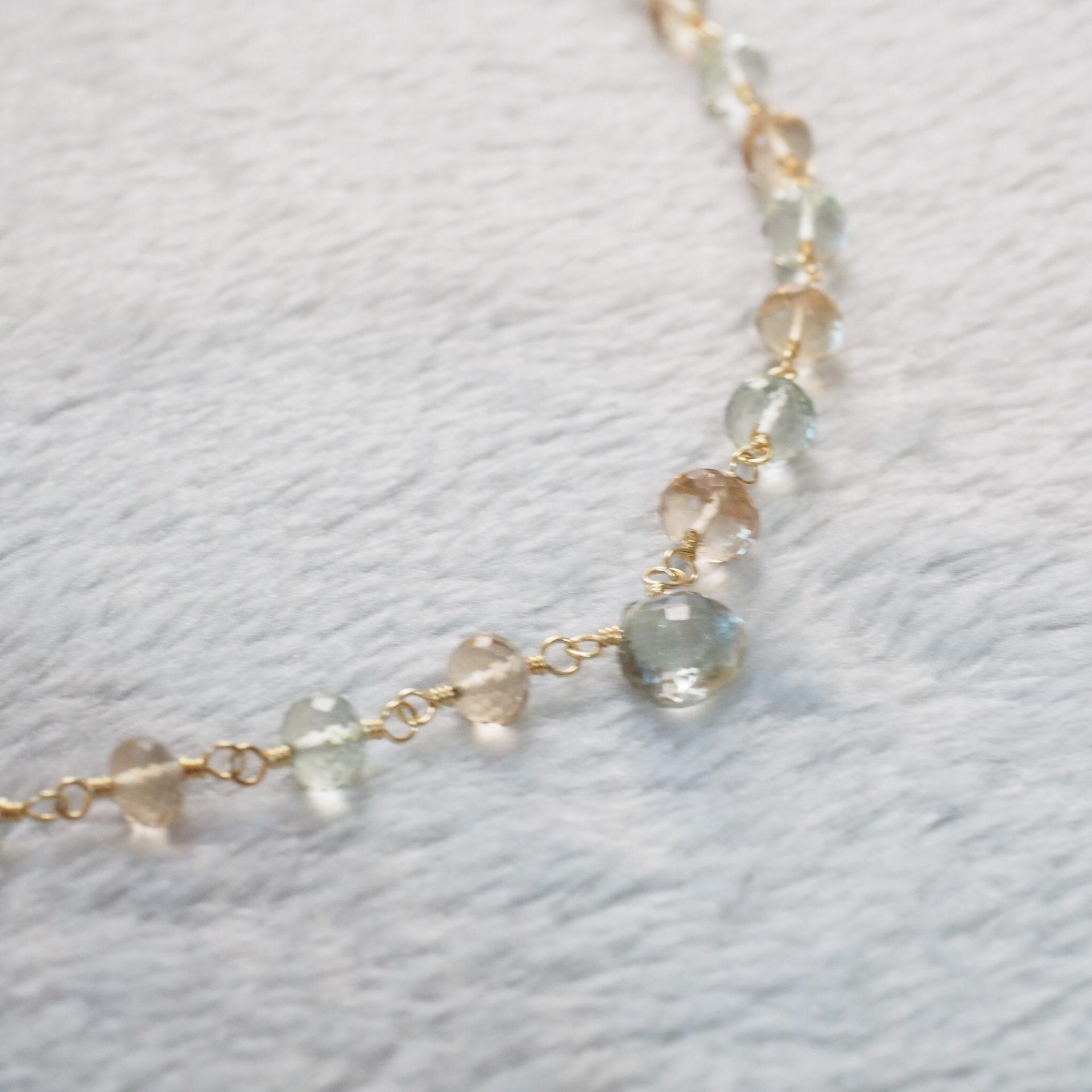 Green-Amethyst-Citrine-Necklace
